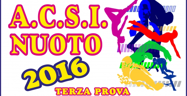 Contest Interprovinciale Acsi Nuoto 2016