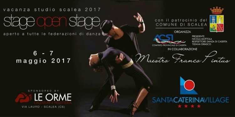 Stage Open Stage: vacanza studio a Scalea