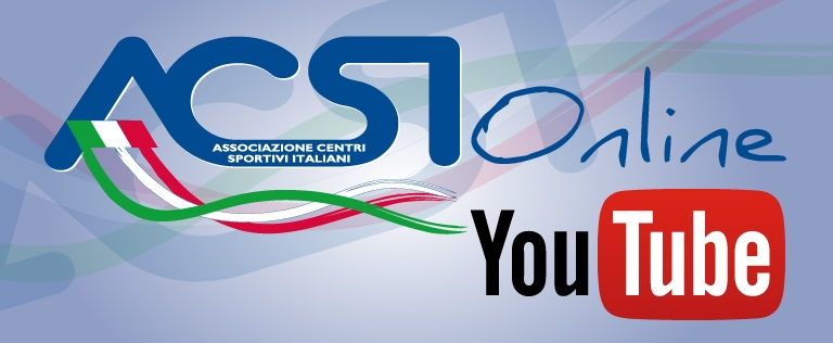 Il canale You Tube ACSI